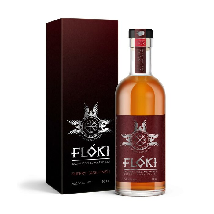 Floki Single Malt Whisky Oloroso Sherry Cask Finish
