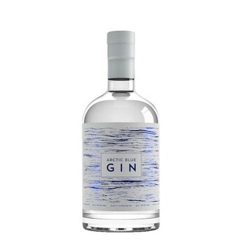 Arctic Blue Gin Navy Strength